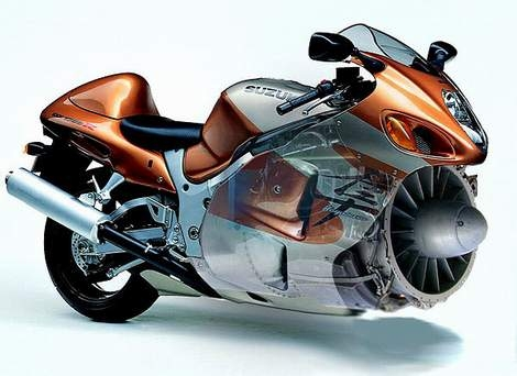 fast motorcycle in the world