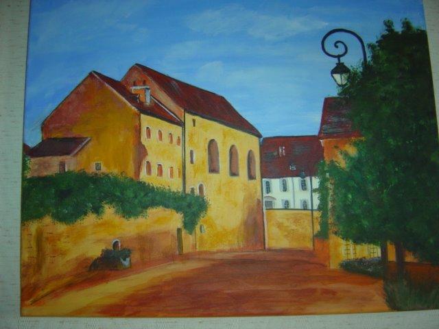Abbaye de Montigny-les-Vesoul