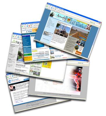 La Pagina Web como un Punto de Ventas en el Internet
