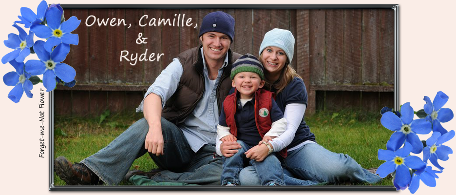 Owen, Camille, and Ryder