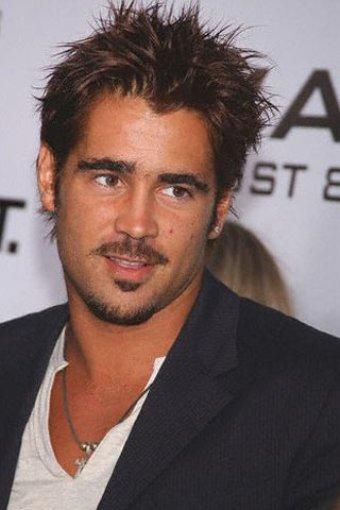 Like honey on freshly baked biscuits that 39s our love for Colin Farrell