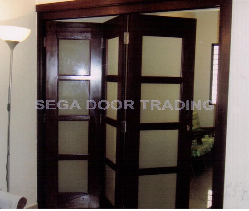 SEGA DOOR TRADING: Folding Door