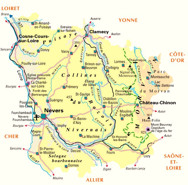 Cartes France Villes  Vire Sur Lot