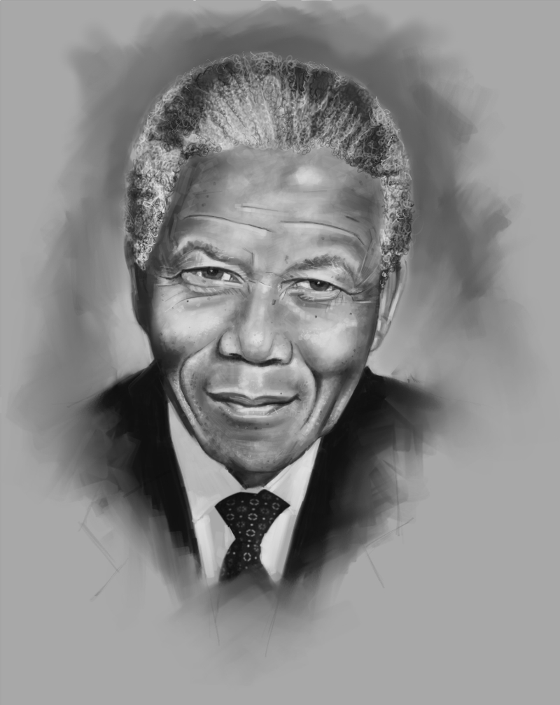 Nelson Mandela - Tokoh Pejuang Anti Apartheid Presiden Afrika Selatan
