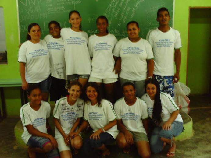 Os Formandos 2008