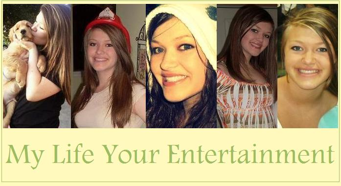 <center> My Life Your Entertainment(: </center>