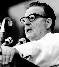 RECUERDO A SALVADOR ALLENDE.