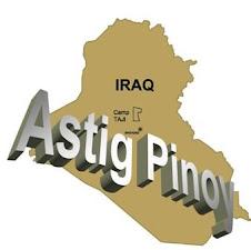 Astig na Astig ang Pinoy sa IRAQ