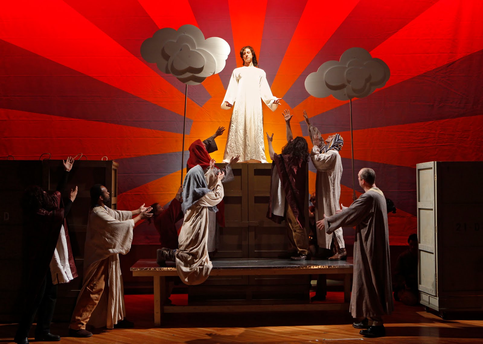 Forbes on Film & Footlights: Passion Play (Epic Theatre Ensemble)