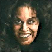 Karen Black in Trilogy of Terror