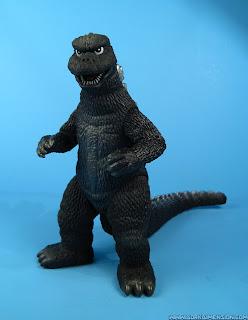 Dork Dimension: Toy Review: Godzilla 1974 (Bandai)