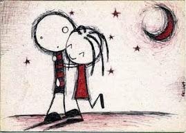 No importa la edad, ni la estatura... mientras haya amor, lo demas a la basura!!