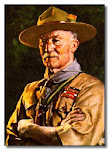 Robert Baden-Powell, Founder of the World Scout Movement, Chief Scout of the World