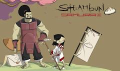 STEAMBUN SAMURAI !!