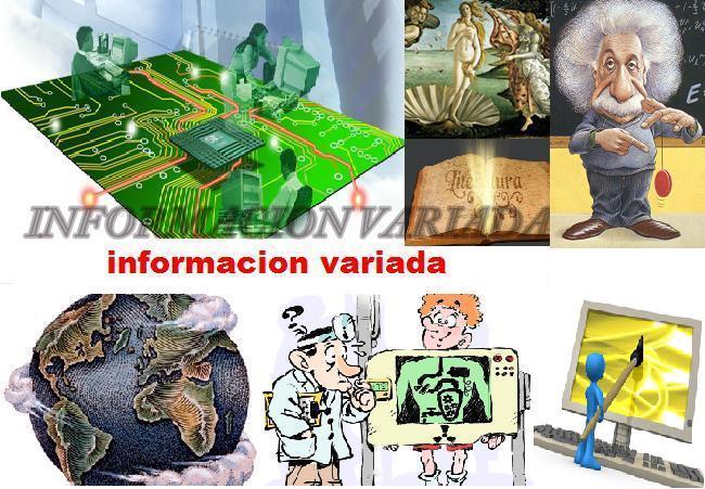informacion variada