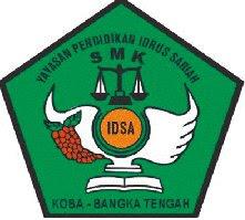 Logo SMK IDSA KOBA