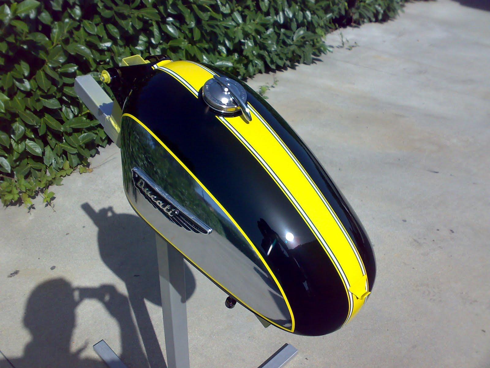 DAPO DESIGN  ducati scrambler 450 2   serie