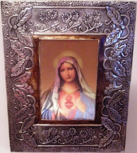 Corazones unidos de Jesús y María