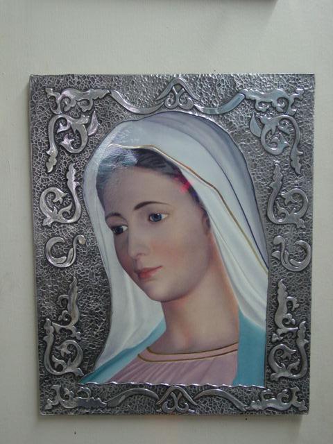 Virgen de la Paz de Medjugorge