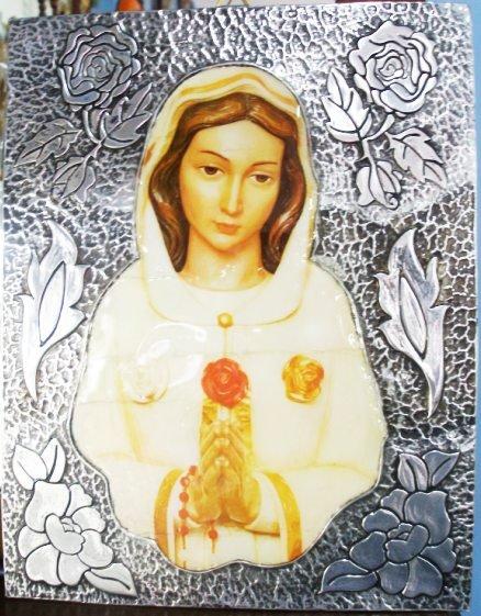 Virgen Rosa Mistica