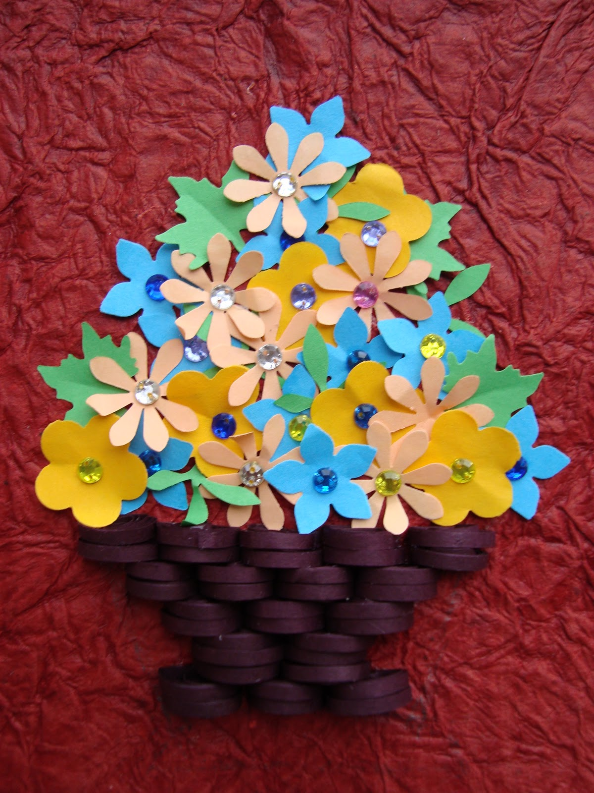 Enjoy craft paper quilling for Pre punched paper for crafts