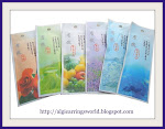 Taiwan Organic Beauty Bank Facial Sheet Mask Series台湾有机美面膜系列