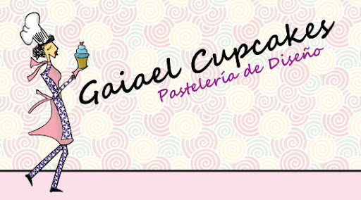 Gaiael Cupcakes, pasteleria de diseño.