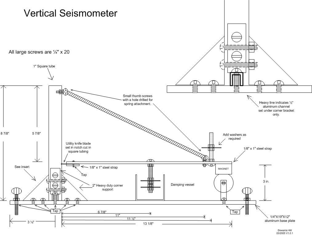 Seismograph Dia... Seismograph Diagram