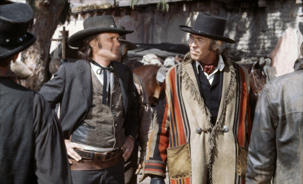 buddies in the saddle pat garrett and billy the kid 1973