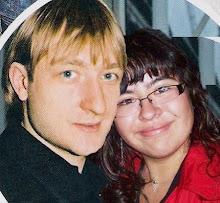 Evgeni y yo en el 2007!!!