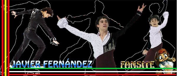 Javier Fernández López Fansite