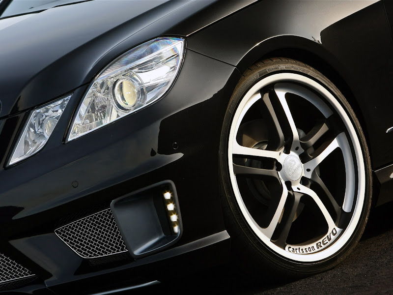 2010 Carlsson E-CK63 RS Sedan Modification