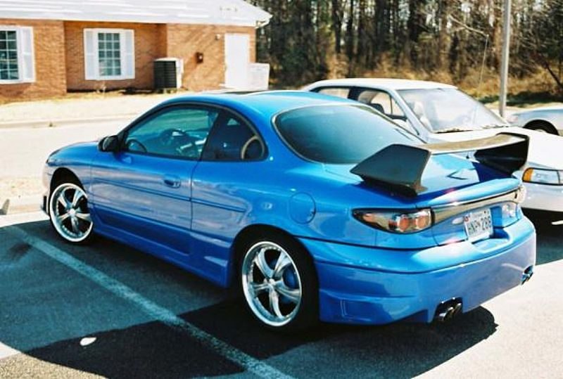 2001 Ford ZX2 Modified Picture
