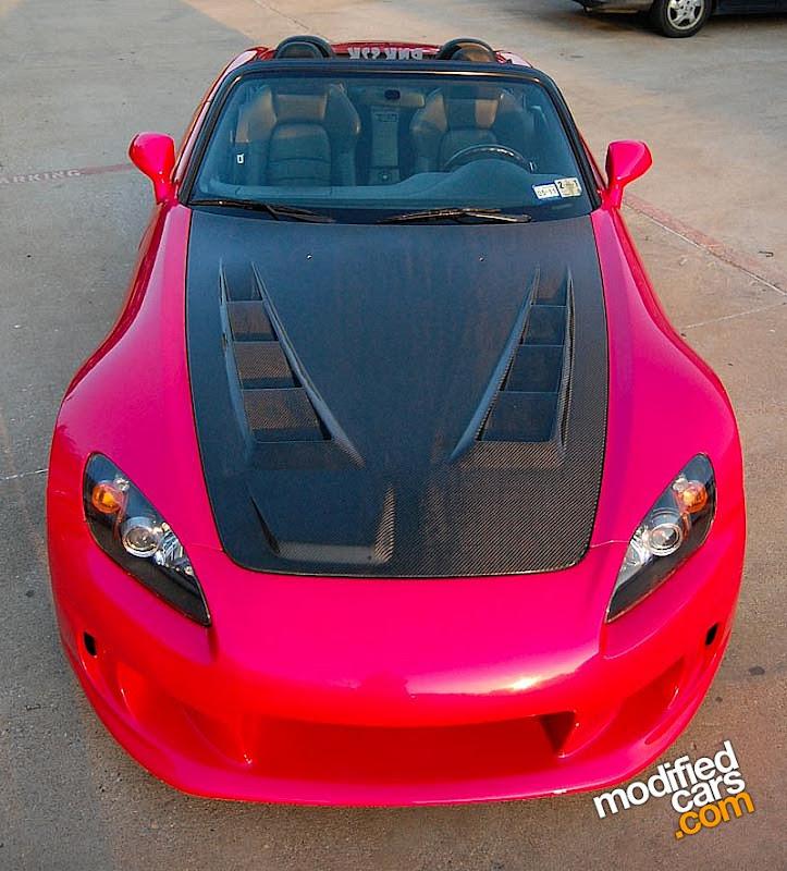 Gambar Foto Modifikasi Honda S2000