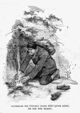 jack london s to build a fire The ignorance of the main character in to build a fire by jack london is what ultimately causes his failure he has never experienced cold like that of the yukon trail but is confidant.