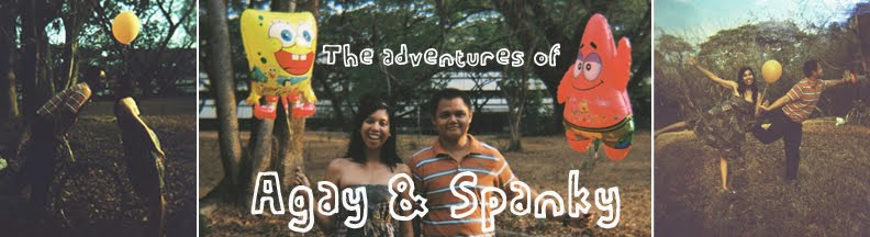 The Adventures of Agay and Spanky