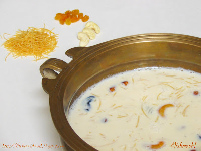 Semiya Payasam