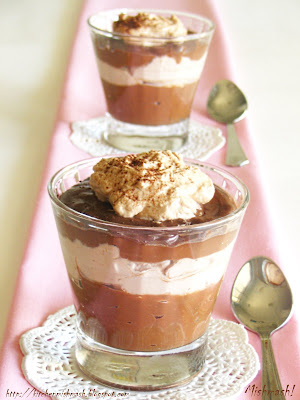 Double Chocolate Pudding Parfait