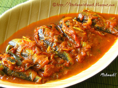 Curried Sardines