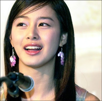 Kim Tae Hee Korean girl idol
