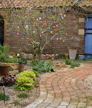 Our Outside Easter Egg Tree