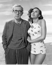 Woody Allen y Escarlett Johansoon