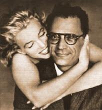 Arthur Miller con Marilyn