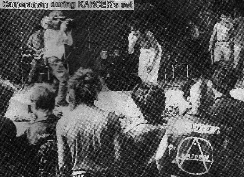 The Corpse / Nadzór - Live In Białystok '87