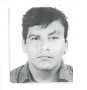 Agente judicial desaparecido