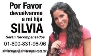 Encuentran los restos de Silvia Vargas