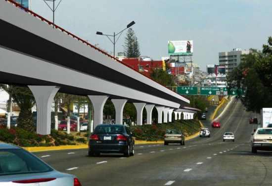 Viaducto se hará en 7 meses, prometen