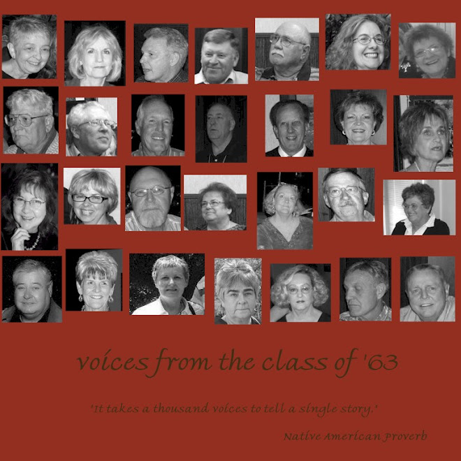 Voices From The Class of '63