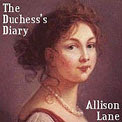 The Duchess's Diary by Allison Lane