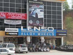 CITY CYBER : RAWANG, MALAYSIA